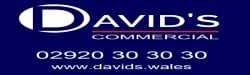 Davids Homes & Commercial Logo