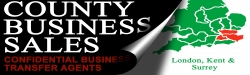 County Business Sales Logo