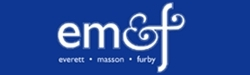 Everett Masson & Furby Logo